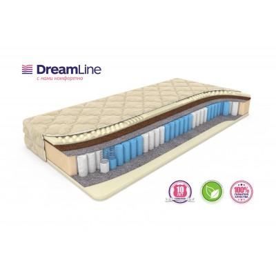 Матрас зональный Soft Smart Zone DreamLine