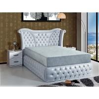 Кровать спринг бокс SleepArt Вельвичия