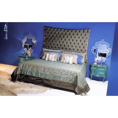 Кровать мягкая Монца SleepArt